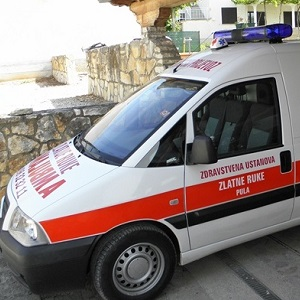 medical transport pula